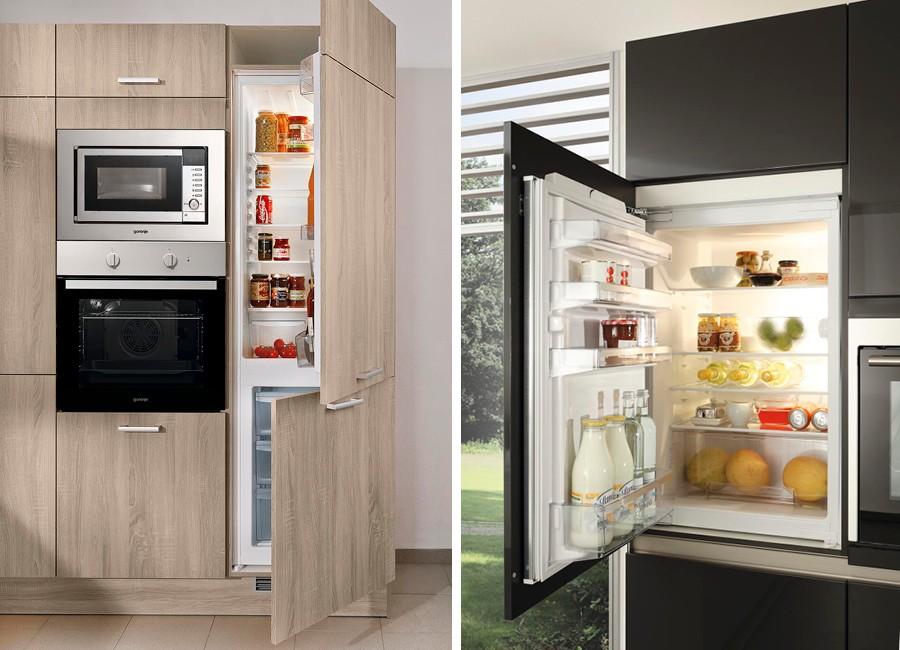 Kühlschränke und Gefrierschränke